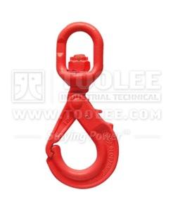 300 1216 Safety Hook Swivel Type With Self Locking Grip Latch G80