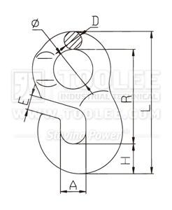 300 1402 OFG Hook drawing