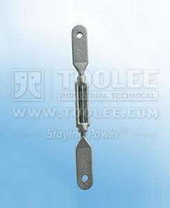 300 6305 Turnbuckle DIN1480 Flat Plate