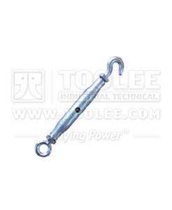 300 6309 Turnbuckle DIN1478 Hook Eye