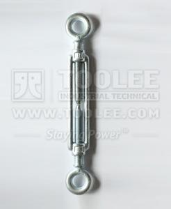 300 6319 Turnbuckle Eye Eye Italy type by Malleable Cast