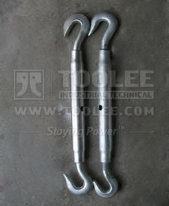 300 6333 Turnbuckle DIN1478 Hook Hook